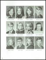 1970 St. Agnes High School Yearbook Page 32 & 33