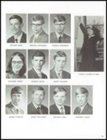 1970 St. Agnes High School Yearbook Page 34 & 35