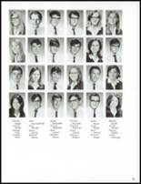 1970 St. Agnes High School Yearbook Page 38 & 39