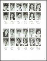 1970 St. Agnes High School Yearbook Page 40 & 41