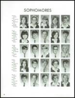 1970 St. Agnes High School Yearbook Page 44 & 45