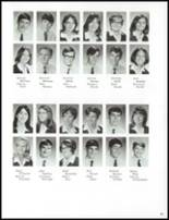 1970 St. Agnes High School Yearbook Page 46 & 47