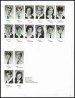 1970 St. Agnes High School Yearbook Page 54 & 55