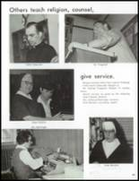 1970 St. Agnes High School Yearbook Page 58 & 59