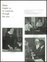 1970 St. Agnes High School Yearbook Page 60 & 61
