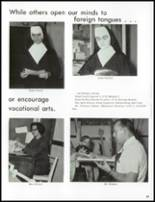 1970 St. Agnes High School Yearbook Page 62 & 63