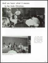 1970 St. Agnes High School Yearbook Page 66 & 67