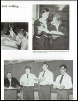 1970 St. Agnes High School Yearbook Page 68 & 69