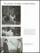 1970 St. Agnes High School Yearbook Page 70 & 71