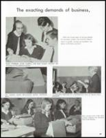 1970 St. Agnes High School Yearbook Page 72 & 73