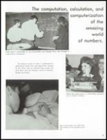 1970 St. Agnes High School Yearbook Page 74 & 75