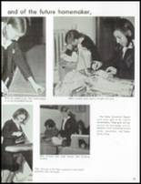 1970 St. Agnes High School Yearbook Page 76 & 77