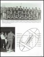 1970 St. Agnes High School Yearbook Page 86 & 87