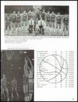 1970 St. Agnes High School Yearbook Page 92 & 93
