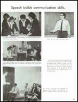 1970 St. Agnes High School Yearbook Page 108 & 109
