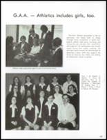 1970 St. Agnes High School Yearbook Page 110 & 111