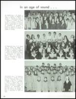 1970 St. Agnes High School Yearbook Page 112 & 113