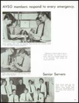 1970 St. Agnes High School Yearbook Page 114 & 115