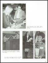 1970 St. Agnes High School Yearbook Page 118 & 119