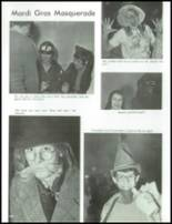 1970 St. Agnes High School Yearbook Page 122 & 123