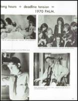 1970 St. Agnes High School Yearbook Page 124 & 125