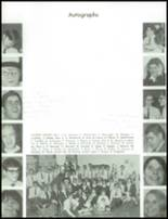 1970 St. Agnes High School Yearbook Page 130 & 131