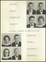 1965 Canton High School Yearbook Page 24 & 25