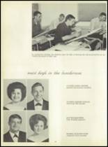 1965 Canton High School Yearbook Page 32 & 33
