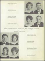 1965 Canton High School Yearbook Page 34 & 35