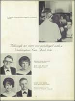 1965 Canton High School Yearbook Page 36 & 37