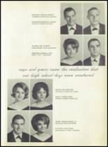 1965 Canton High School Yearbook Page 40 & 41