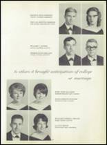 1965 Canton High School Yearbook Page 42 & 43