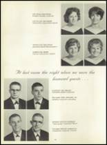 1965 Canton High School Yearbook Page 44 & 45