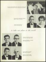 1965 Canton High School Yearbook Page 50 & 51