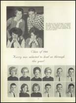 1965 Canton High School Yearbook Page 58 & 59