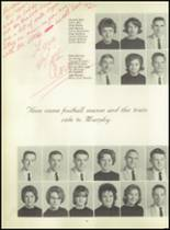 1965 Canton High School Yearbook Page 62 & 63