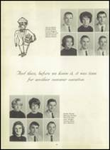 1965 Canton High School Yearbook Page 70 & 71