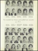 1965 Canton High School Yearbook Page 86 & 87