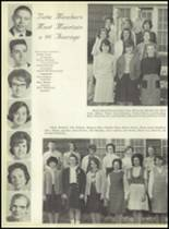 1965 Canton High School Yearbook Page 100 & 101