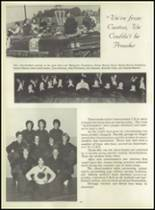 1965 Canton High School Yearbook Page 108 & 109