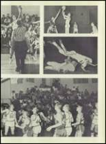 1965 Canton High School Yearbook Page 116 & 117