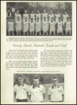 1965 Canton High School Yearbook Page 126 & 127