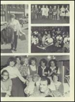 1965 Canton High School Yearbook Page 128 & 129