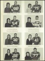 1965 Canton High School Yearbook Page 132 & 133