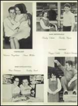 1965 Canton High School Yearbook Page 134 & 135