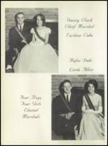 1965 Canton High School Yearbook Page 138 & 139