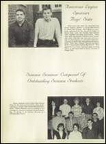 1965 Canton High School Yearbook Page 140 & 141