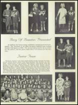 1965 Canton High School Yearbook Page 142 & 143