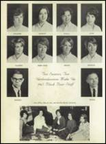 1965 Canton High School Yearbook Page 148 & 149