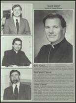 1983 Lima Central Catholic High School Yearbook Page 12 & 13